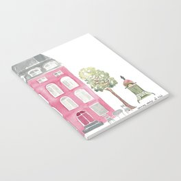 Stockholm houses Notebook