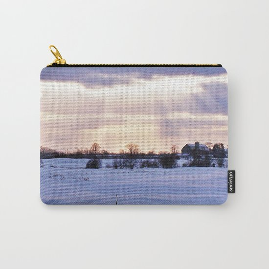 Sun Rays on the Farm Carry-All Pouch