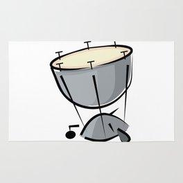 Timpani Drum Rug