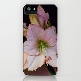 Enchanting Lily iPhone Case