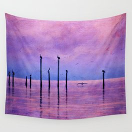 Twilight Watchmen Wall Tapestry