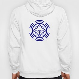 African Shield In Two Colors Hoody