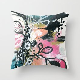 EMERGE // sister Throw Pillow