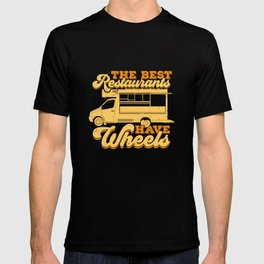 Food Truck Owner Gift T-shirt