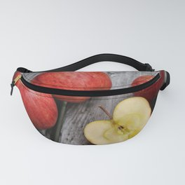 Red Apples Art Fanny Pack