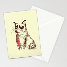 OH NO! Monday Again! Stationery Cards