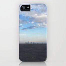 Los Angeles Griffith Park iPhone Case