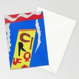 Henri Matisse - The Circus (Jazz) Henri Matisse 1947 - Original Artwork Reproduction Stationery Cards
