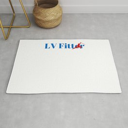 Top LV Fitter Rug