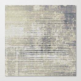 Vintage Grey Canvas Print