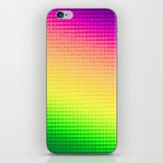 Pixels iPhone & iPod Skin