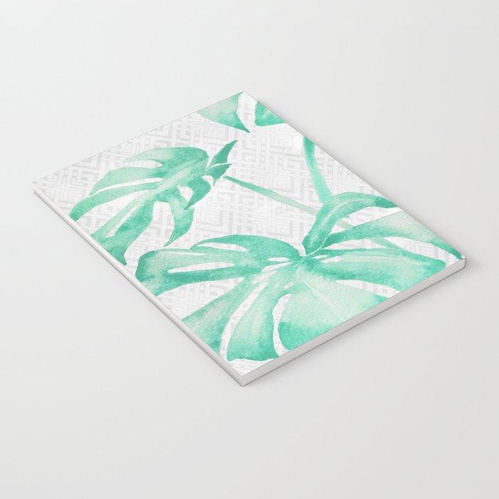 city leaf Notebook