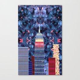 Empire Building Canvas Print