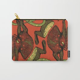 THE MAGICIAN (COLOR) Carry-All Pouch