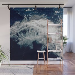 LAKE HURON WAVE Wall Mural