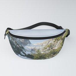 Crisp Mountain Air Fanny Pack