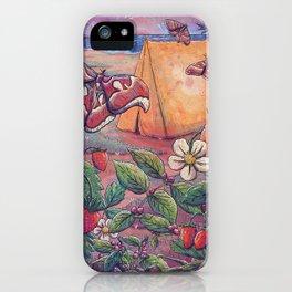 Goji Beach iPhone Case