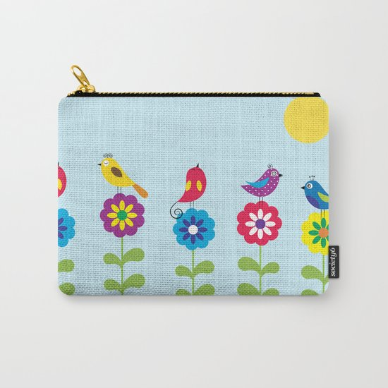 singers Carry-All Pouch