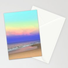 Ocean Reflection Stationery Cards