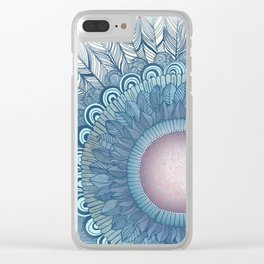 Bloomin' Clear iPhone Case