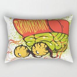 Brian the BrianBrain Brain Rectangular Pillow