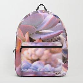 PASTEL SUCCULENTS Backpack