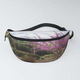 Park Setting Fanny Pack