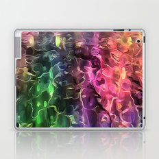 The End Of The Rainbow Abstract Laptop & iPad Skin