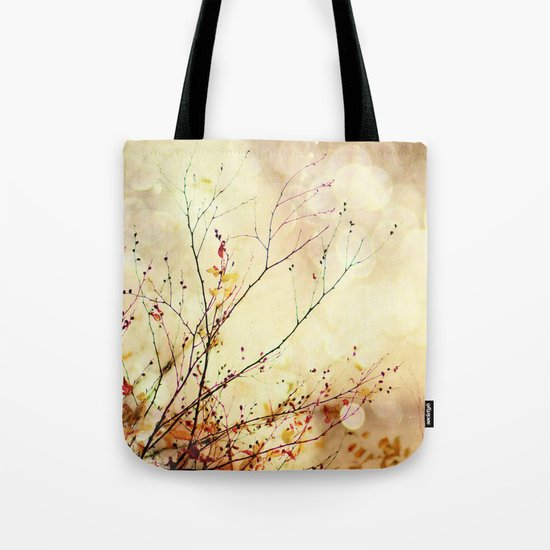 Autumnal Bliss  Tote Bag