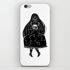 The Clairvoyant iPhone & iPod Skin