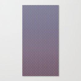 Groove Series - J Canvas Print