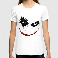 the joker T-shirts featuring Joker by Sport_Designs