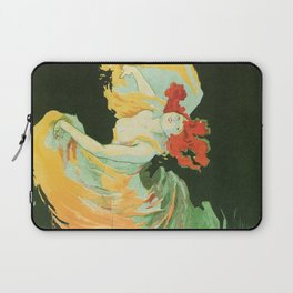 La Loie Fuller Laptop Sleeve