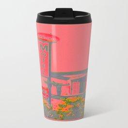 Malibu Motel Travel Mug