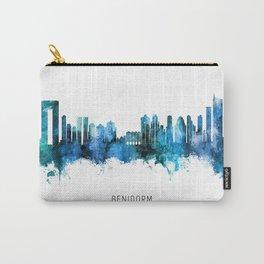 Benidorm Spain Skyline Carry-All Pouch
