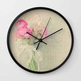 Magical Mason Jar Wall Clock