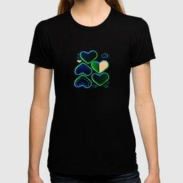 Heart of greenery T-shirt