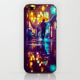 Lanterns iPhone Skin