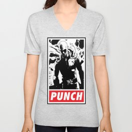 Punch Unisex V-Neck