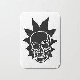 Sanchez Skull T-Shirt Bath Mat