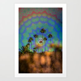 Sinergy Art Print