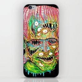 Frankenstein Monster iPhone Skin