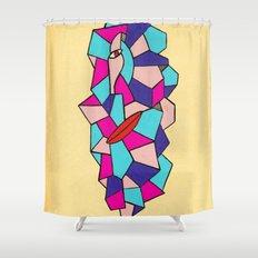 - chain_02 - Shower Curtain