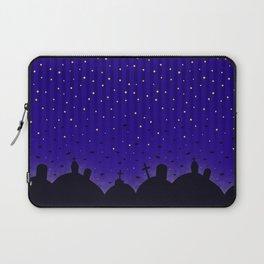 Starlit Graveyard Laptop Sleeve