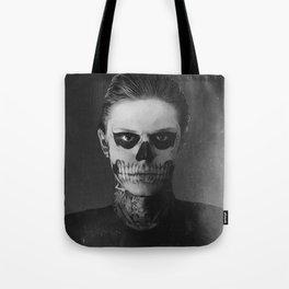 Evan Peters as Tate Langdon Tote Bag