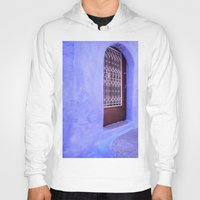 greek Hoodies featuring Greek Blues by Steve P Outram