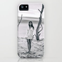 B&W Models Series iPhone Case