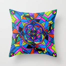 Activating Potential Throw Pillow