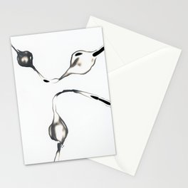 Magnetism (Chemigram 005) Stationery Cards