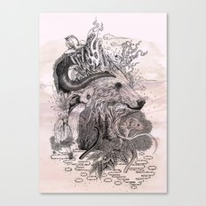 Forest Warden Canvas Print